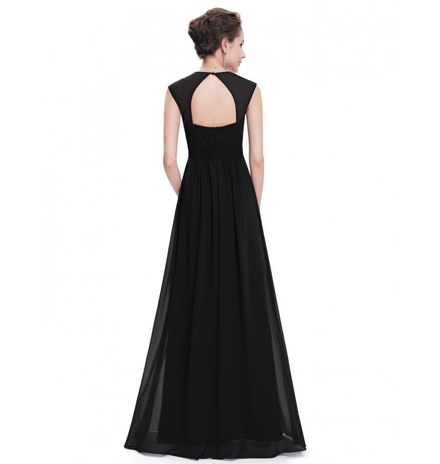 Formal Luxurius Abendkleider Lang Schwarz Elegant Bester ...