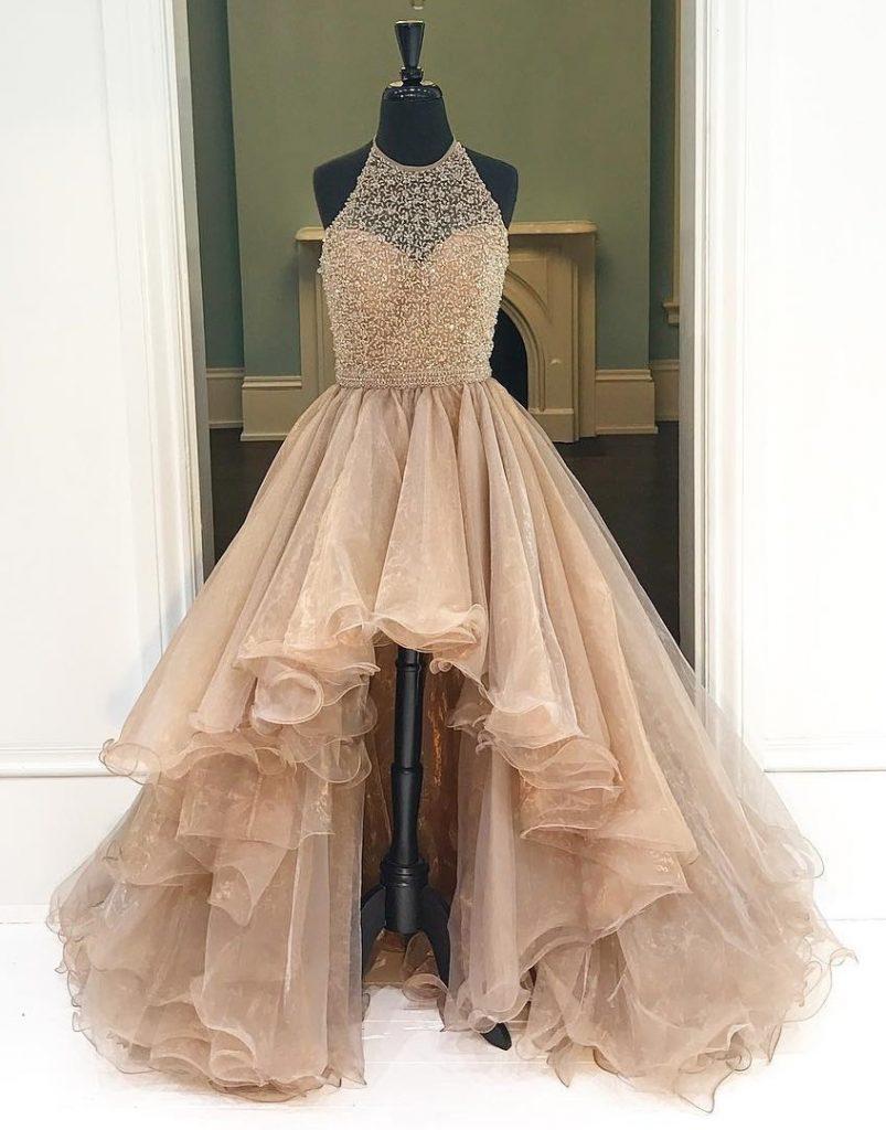 Formal Luxus Abiballkleider Glitzer Lang für 10 - Abendkleid