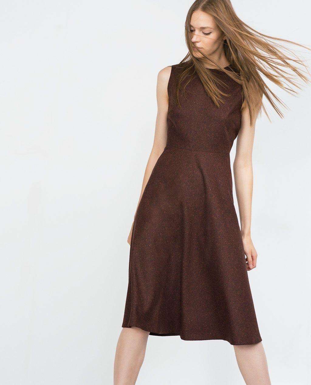 17 Schön Kleid Mit Glockenrock Stylish10 Elegant Kleid Mit Glockenrock Ärmel