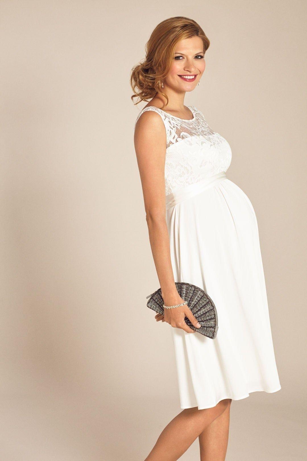 formal schön brautkleider für schwangere bester preis