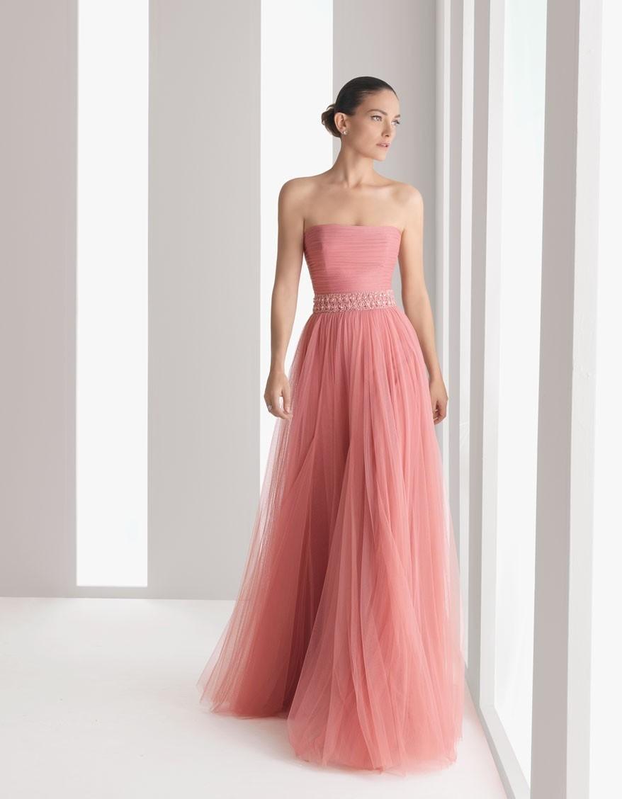 Damen abendkleider lang gunstig