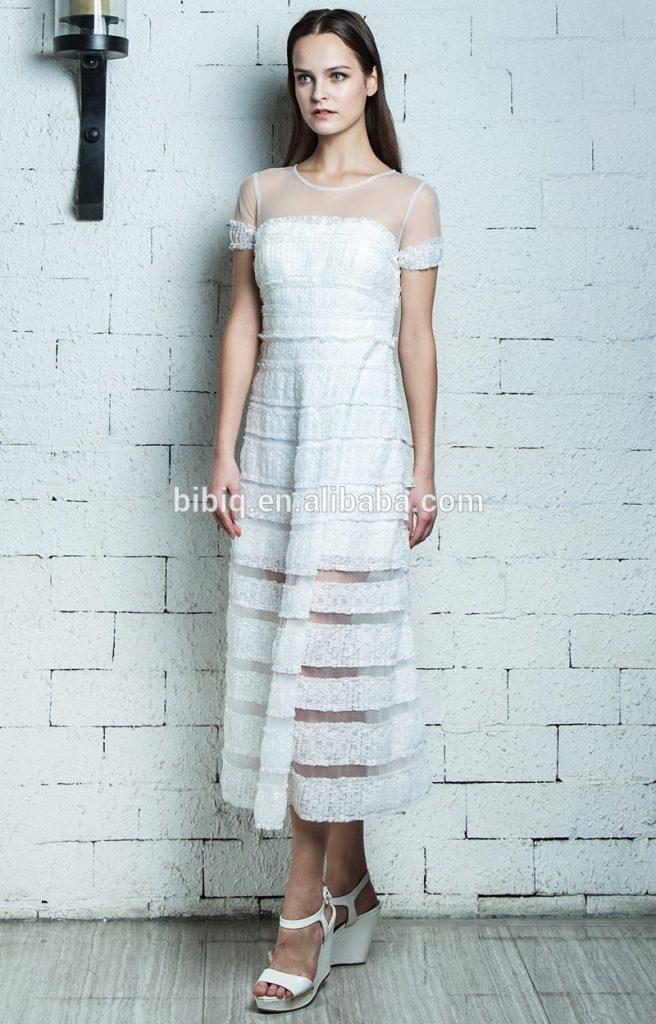 super popular 48414 b46d4 Formal Schön Elegante Moderne Kleider Spezialgebiet - Abendkleid
