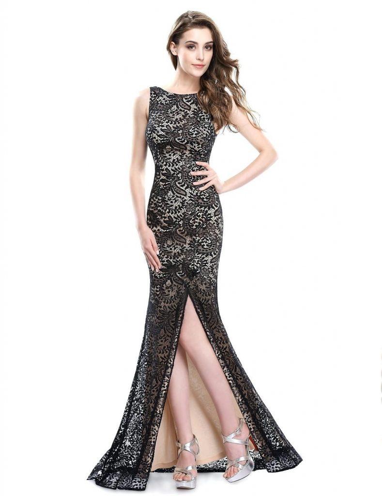 Formal Schön Luxus Abendkleider Design - Abendkleid