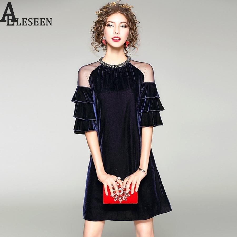 Formal Wunderbar Herbst Kleider Damen für 201913 Großartig Herbst Kleider Damen Ärmel