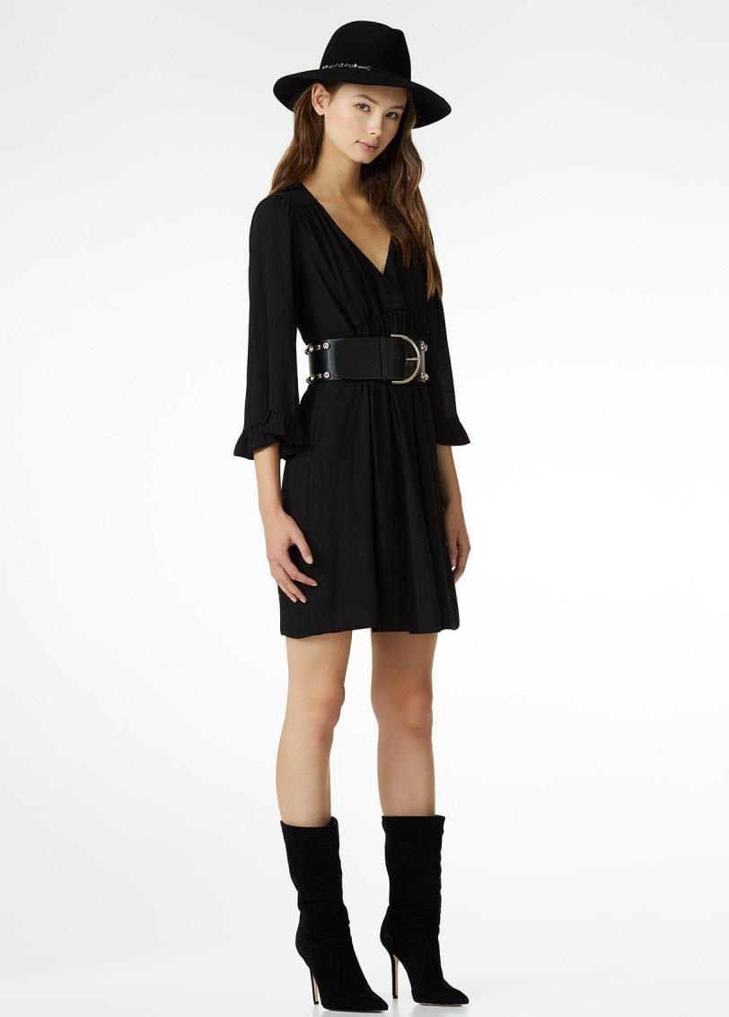 Formal Ausgezeichnet Schwarzes Kleid Knielang Bester PreisFormal Spektakulär Schwarzes Kleid Knielang Galerie