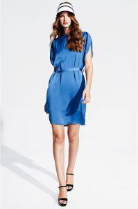 15 Schön Blaues Kleid Mit Ärmeln SpezialgebietAbend Schön Blaues Kleid Mit Ärmeln Ärmel