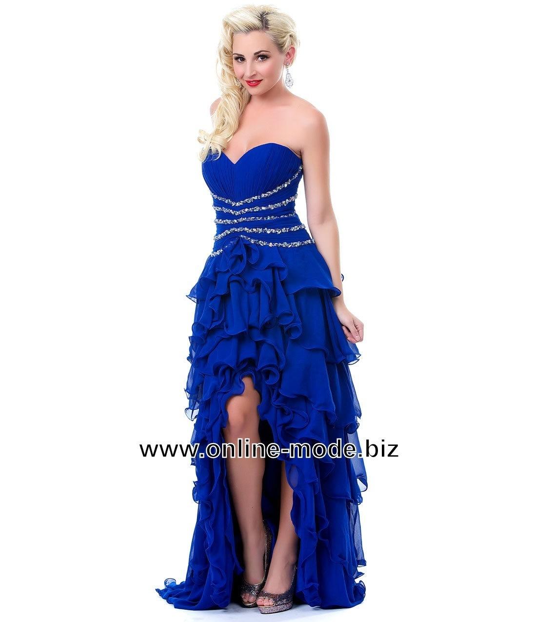 17 Ausgezeichnet Blaues Kleid Kurz Spezialgebiet13 Schön Blaues Kleid Kurz Spezialgebiet