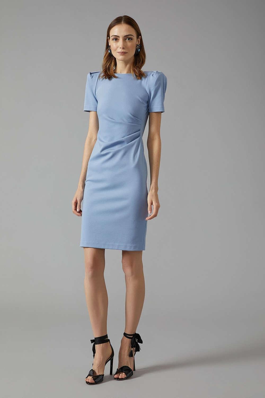 15 Wunderbar Kleid Hochzeitsgast Blau Stylish13 Genial Kleid Hochzeitsgast Blau Boutique