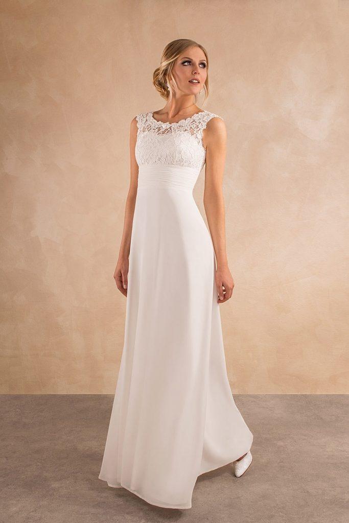 Formal Wunderbar Standesamtkleider Für Die Braut Vertrieb