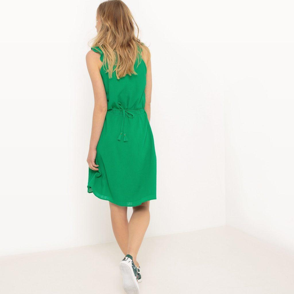 more photos cb264 1ec7a Genial Grünes Kleid Knielang für 2019 - Abendkleid