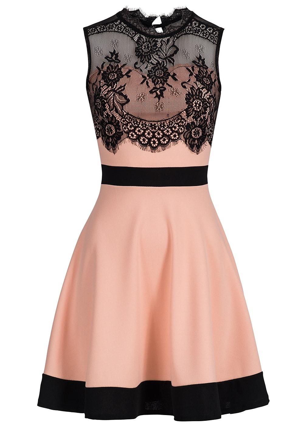 13 Perfekt Kleid Schwarz Rosa Ärmel17 Wunderbar Kleid Schwarz Rosa Boutique