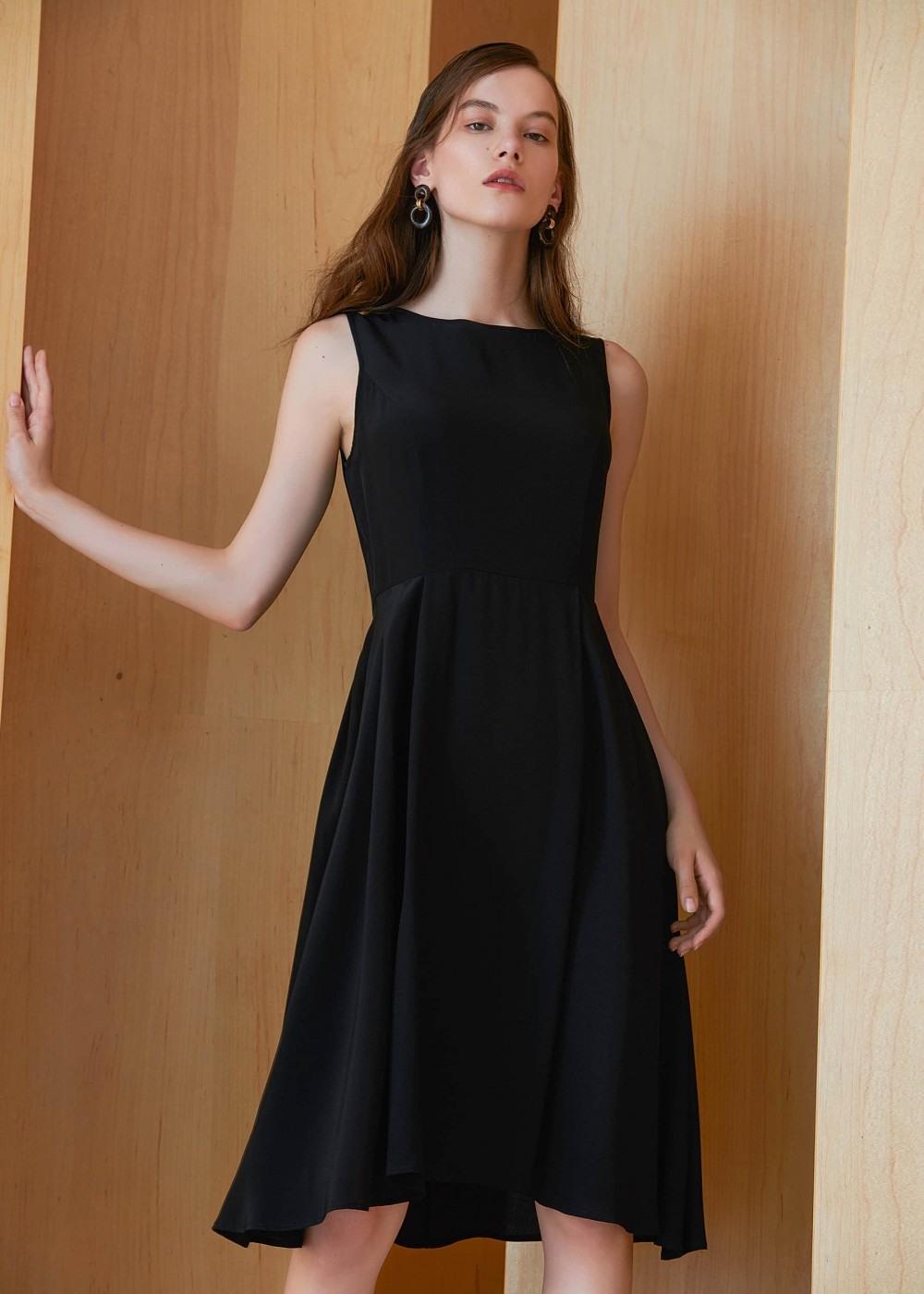10 Luxus Schwarzes Kleid Design13 Cool Schwarzes Kleid Galerie