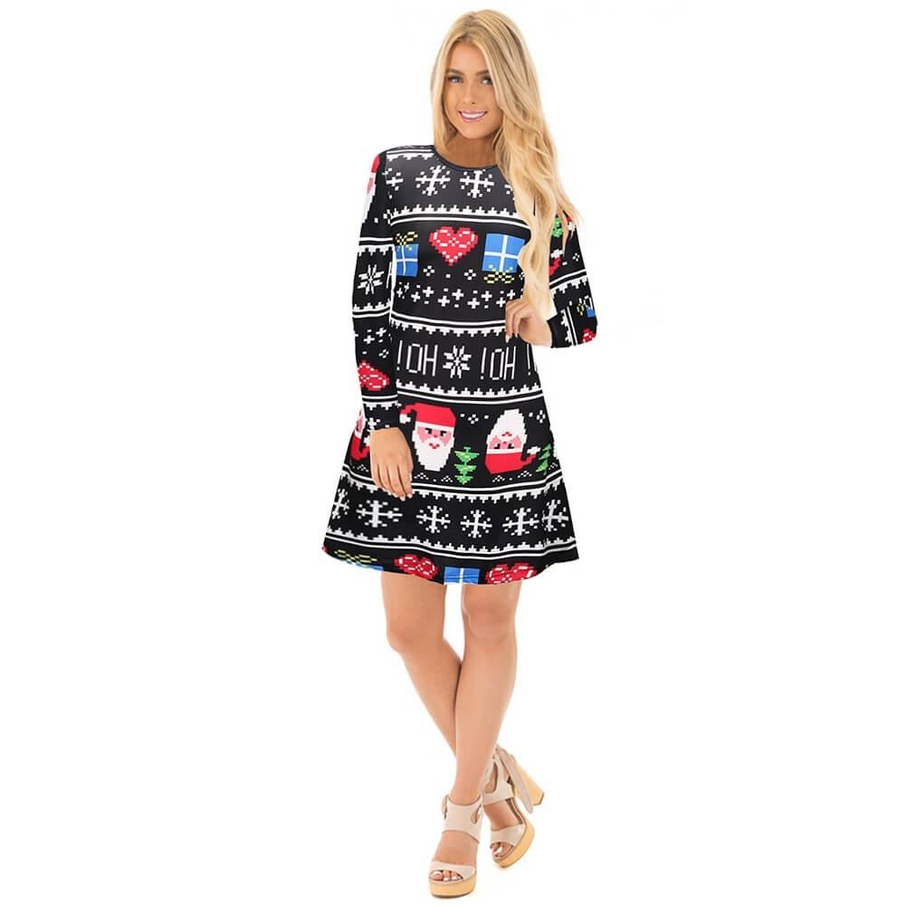 Designer Genial Weihnachtskleid Damen Galerie10 Schön Weihnachtskleid Damen Bester Preis