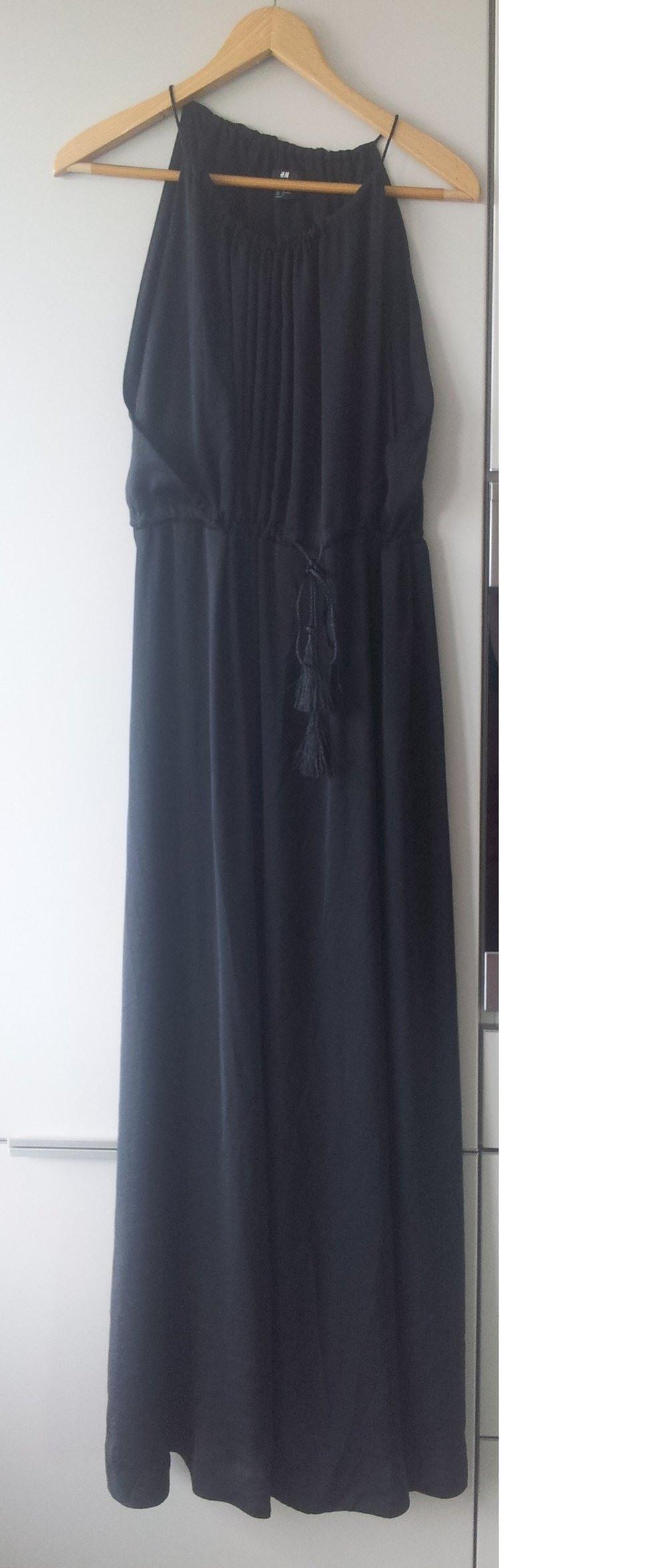 Perfekt Bodenlanges Schwarzes Kleid BoutiqueAbend Perfekt Bodenlanges Schwarzes Kleid Ärmel