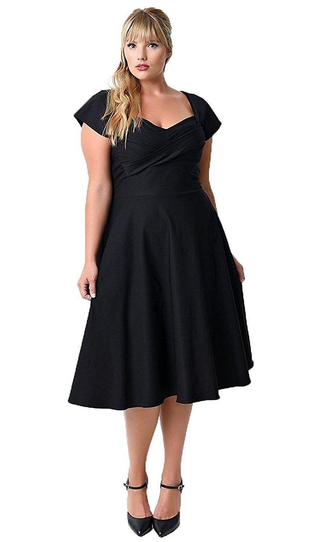 Wunderbar Kleid Knielang Schwarz StylishAbend Top Kleid Knielang Schwarz Spezialgebiet