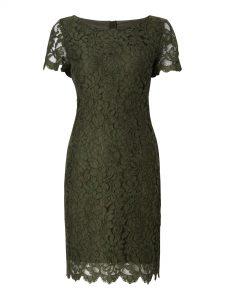 Designer Elegant Kleid Olivgrün BoutiqueDesigner Wunderbar Kleid Olivgrün Spezialgebiet