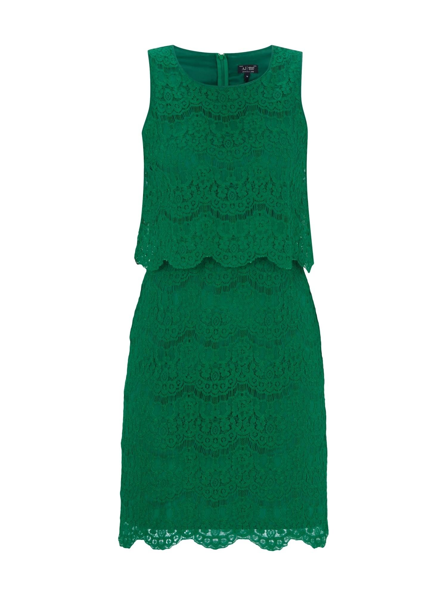 Formal Cool Grünes Kleid Mit Spitze Ärmel10 Luxurius Grünes Kleid Mit Spitze Ärmel