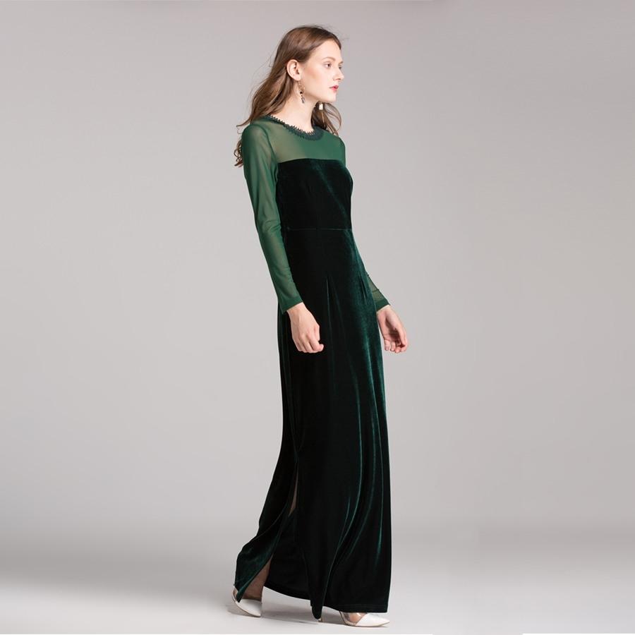10 Luxus Kleid Dunkelgrün Langarm Galerie15 Elegant Kleid Dunkelgrün Langarm Vertrieb