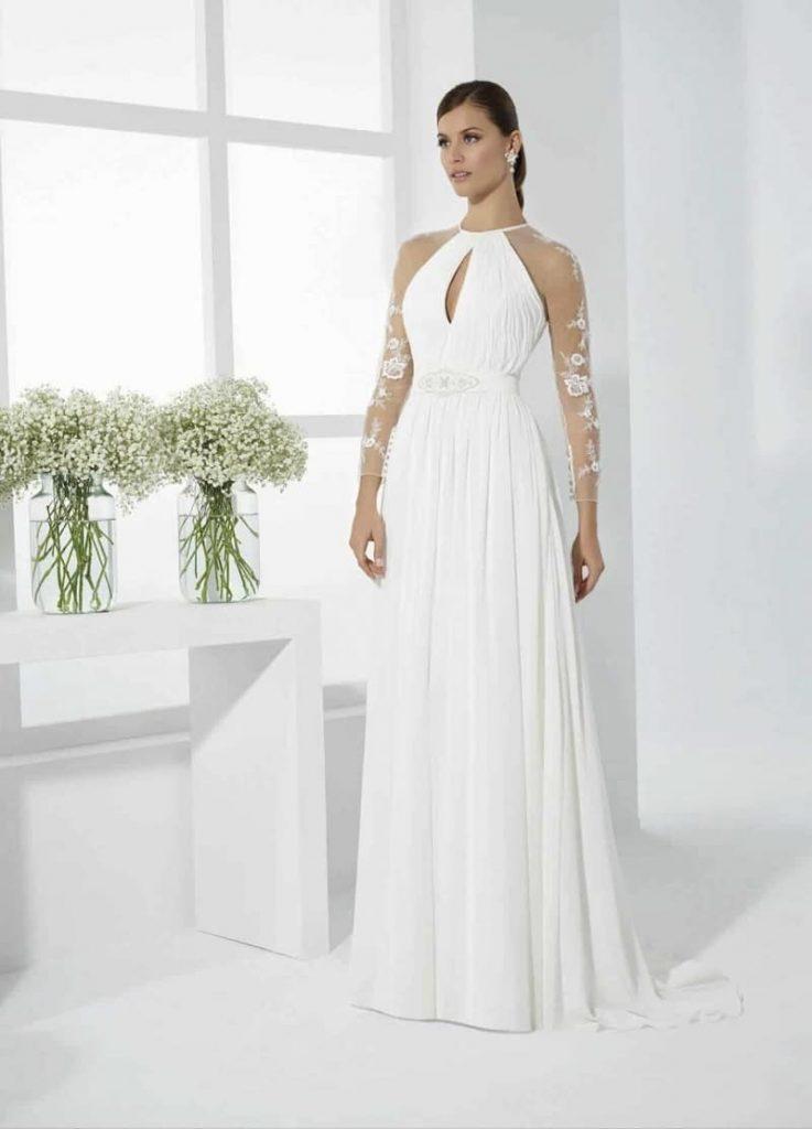 Kreativ Standesamtkleider Für Die Braut Boutique - Abendkleid