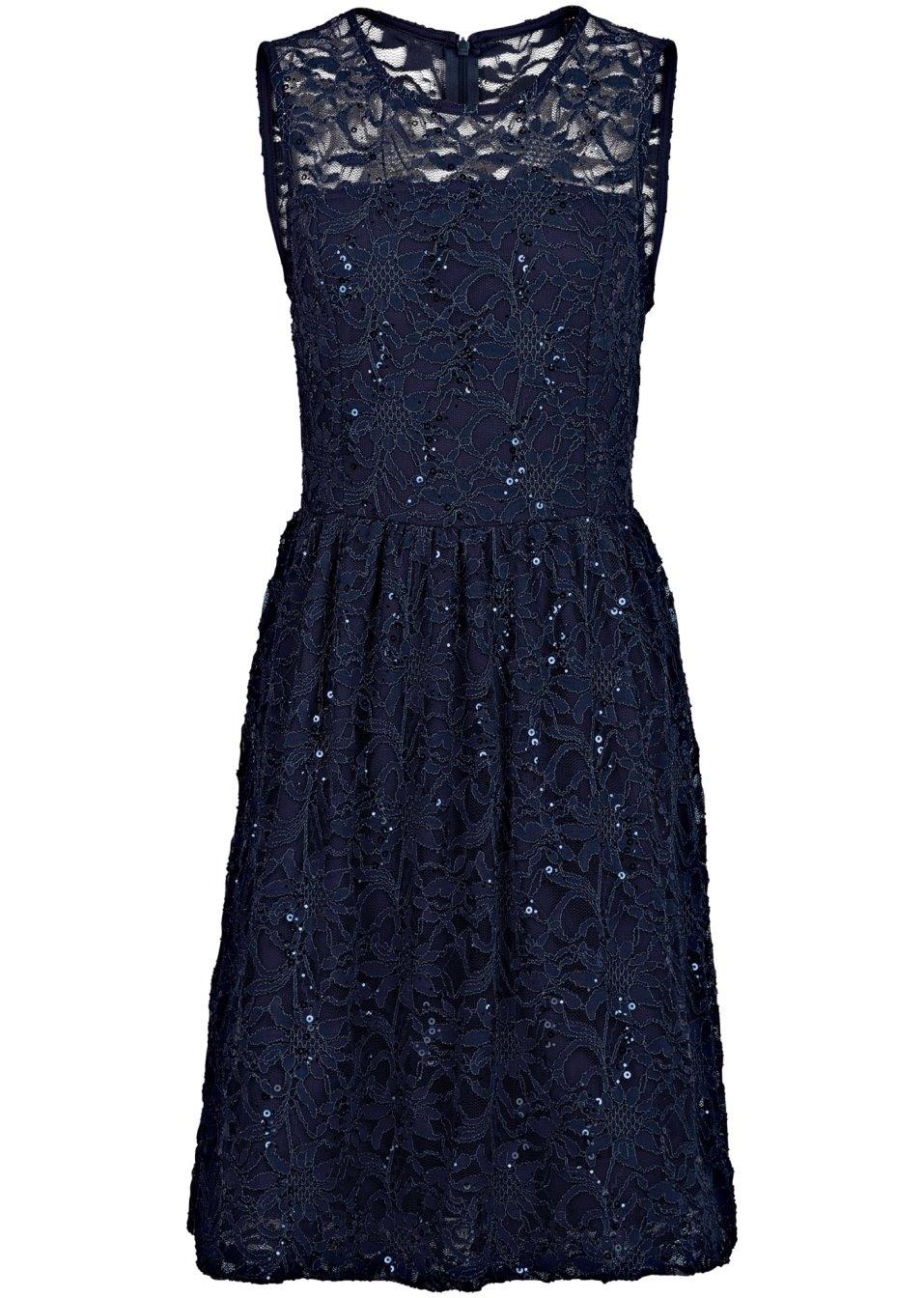Top Blaues Kleid Mit Spitze für 201920 Spektakulär Blaues Kleid Mit Spitze Galerie