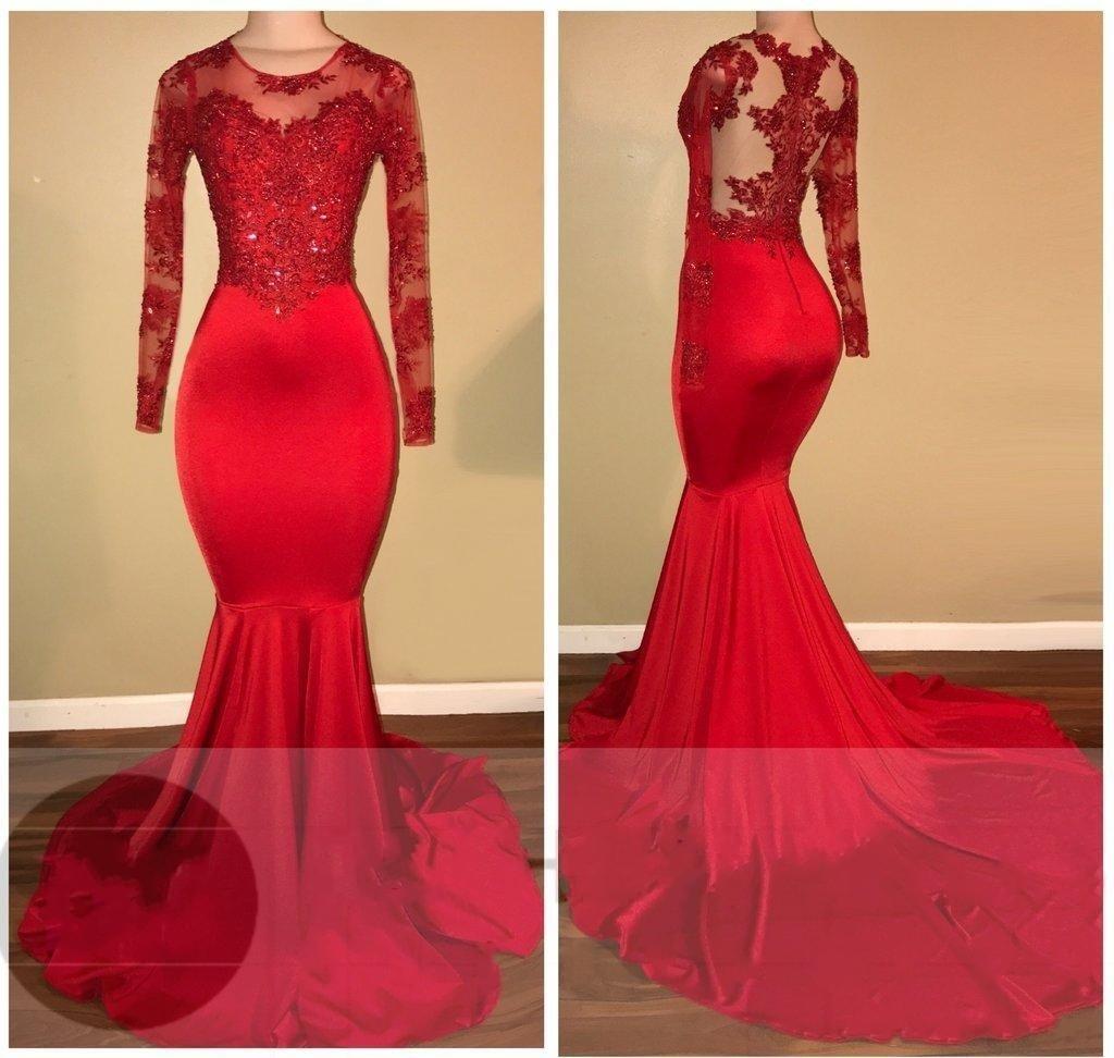 10 Erstaunlich Abendkleid Rot Lang Günstig Bester PreisFormal Schön Abendkleid Rot Lang Günstig Stylish