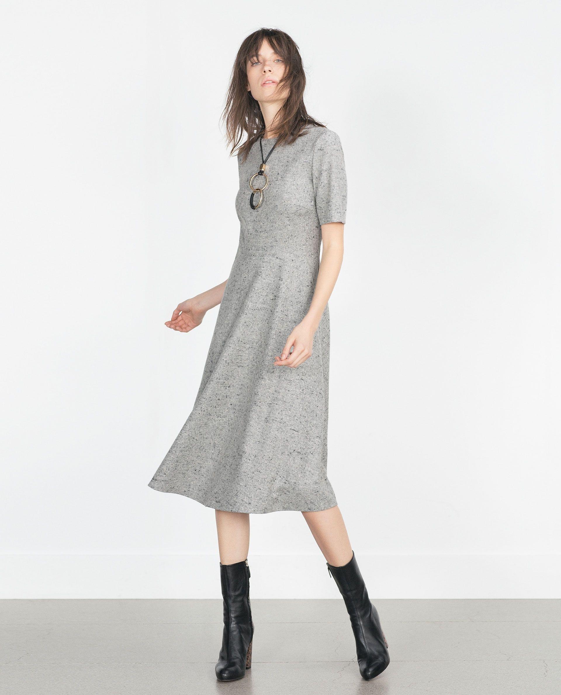 Abend Genial Kleid Mit Glockenrock Stylish15 Cool Kleid Mit Glockenrock Boutique