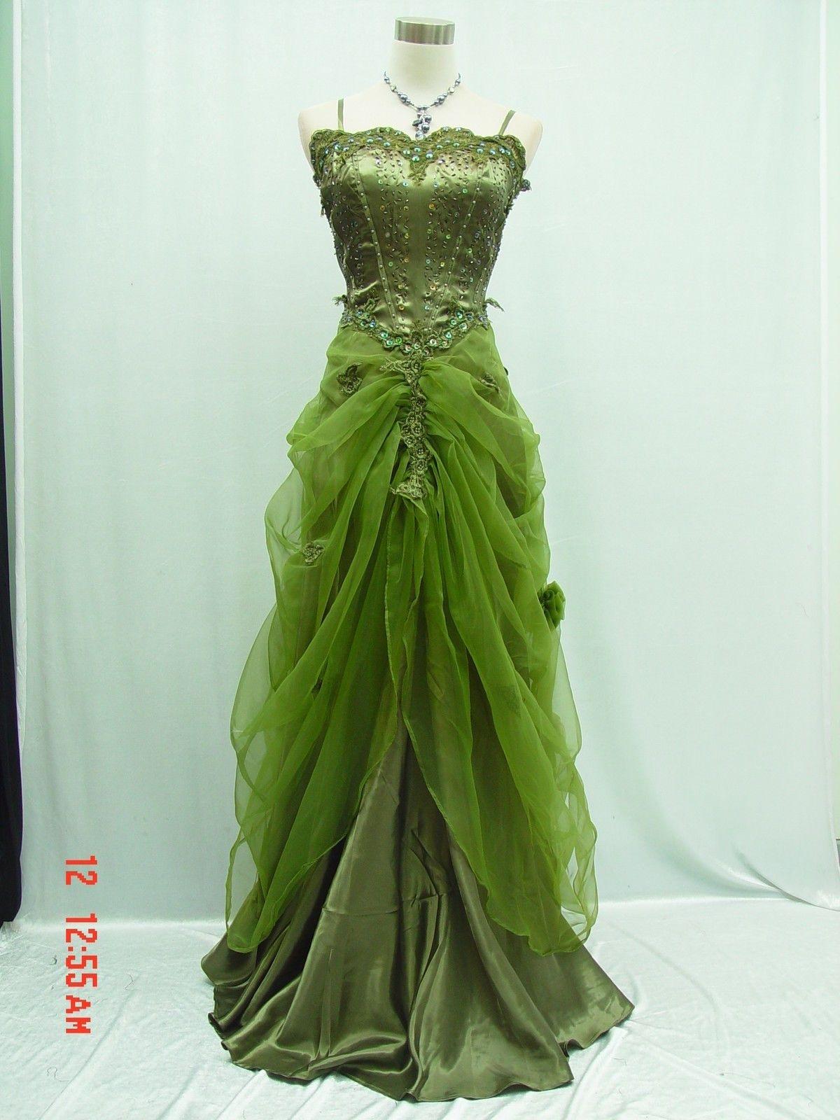 10 Perfekt Kleid Hochzeit Grün StylishAbend Elegant Kleid Hochzeit Grün Vertrieb