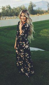 10 Top Kleid Schwarz Mit Blumen für 201910 Wunderbar Kleid Schwarz Mit Blumen Galerie