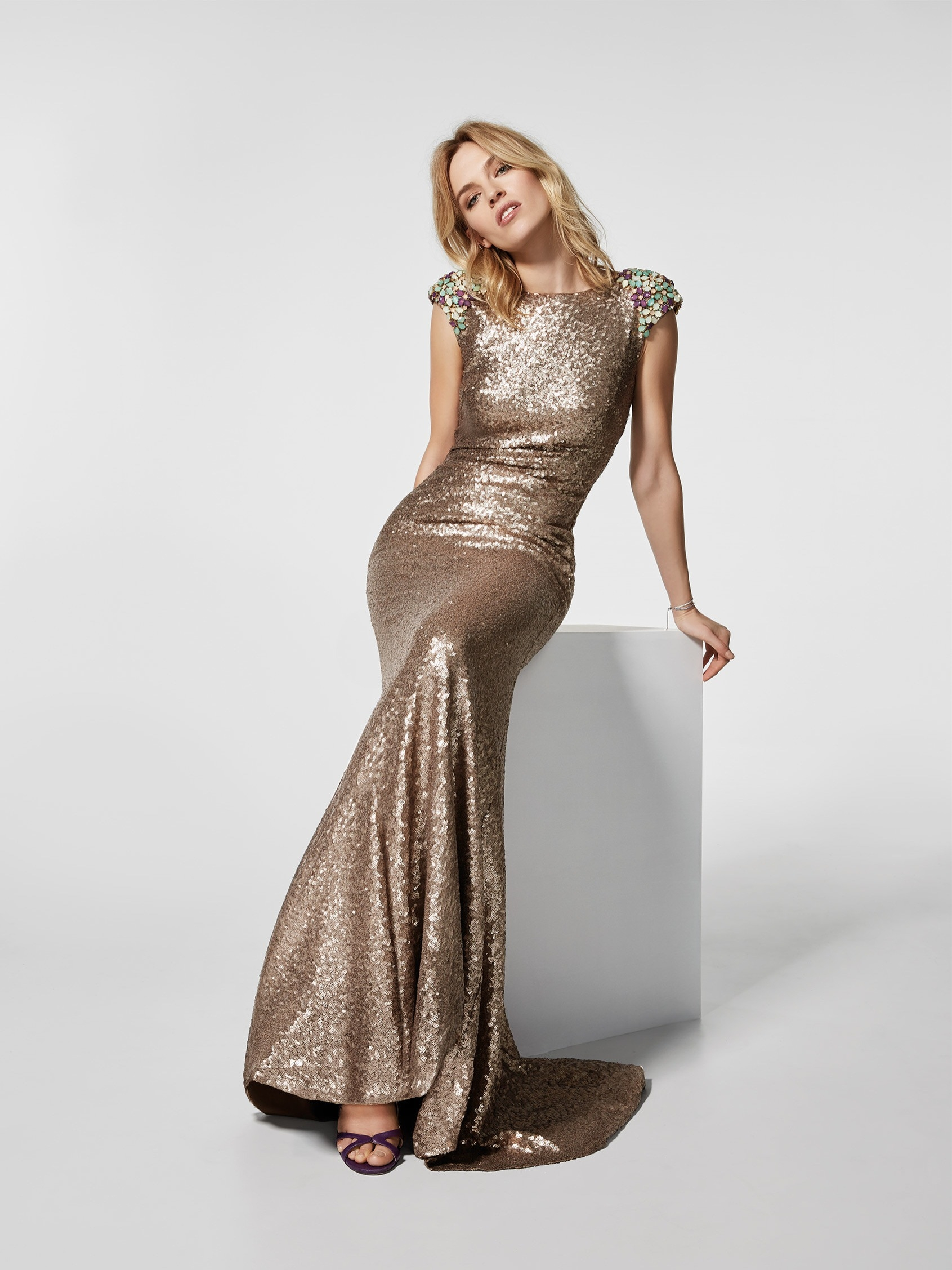 Formal Kreativ Abendkleid Gold Galerie15 Coolste Abendkleid Gold Galerie