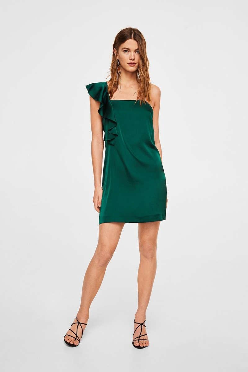 Perfekt Dunkelblaues Kleid Lang Galerie17 Leicht Dunkelblaues Kleid Lang Ärmel