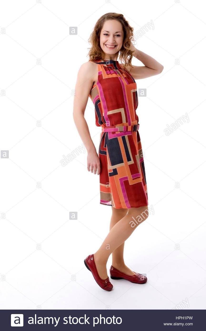 Cool Frau Im Kleid StylishAbend Top Frau Im Kleid Spezialgebiet