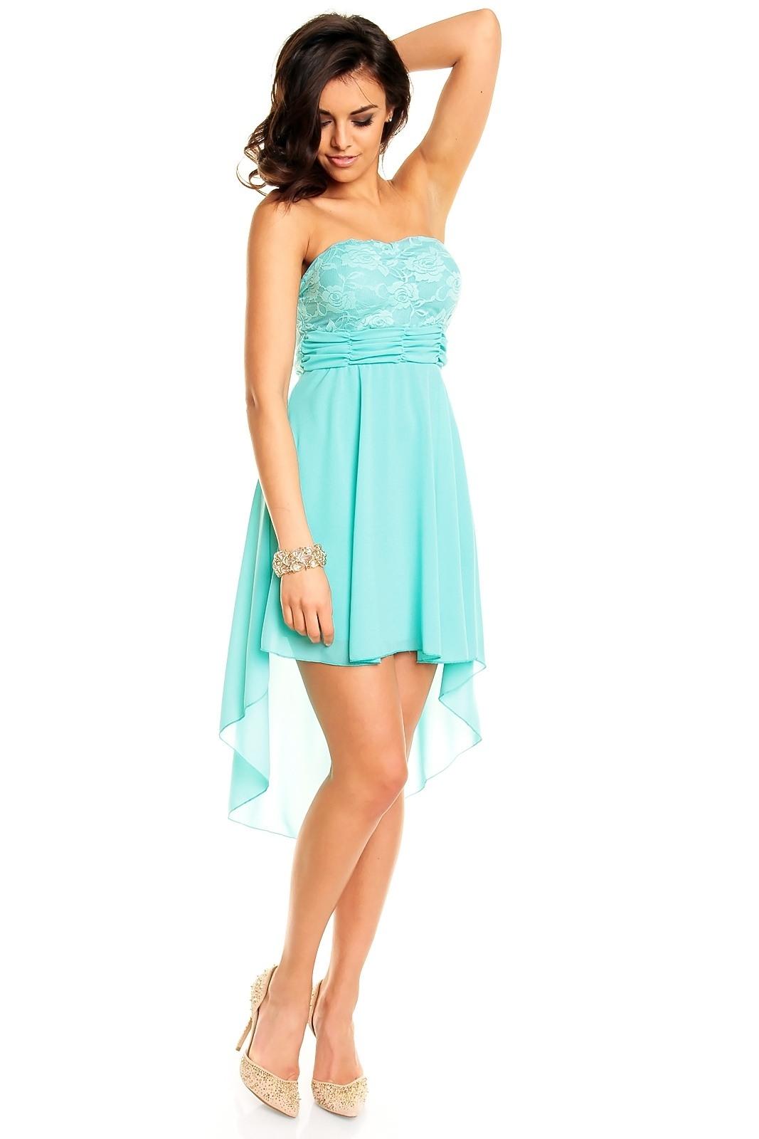 Designer Cool Kleid Lachs DesignFormal Luxus Kleid Lachs Bester Preis