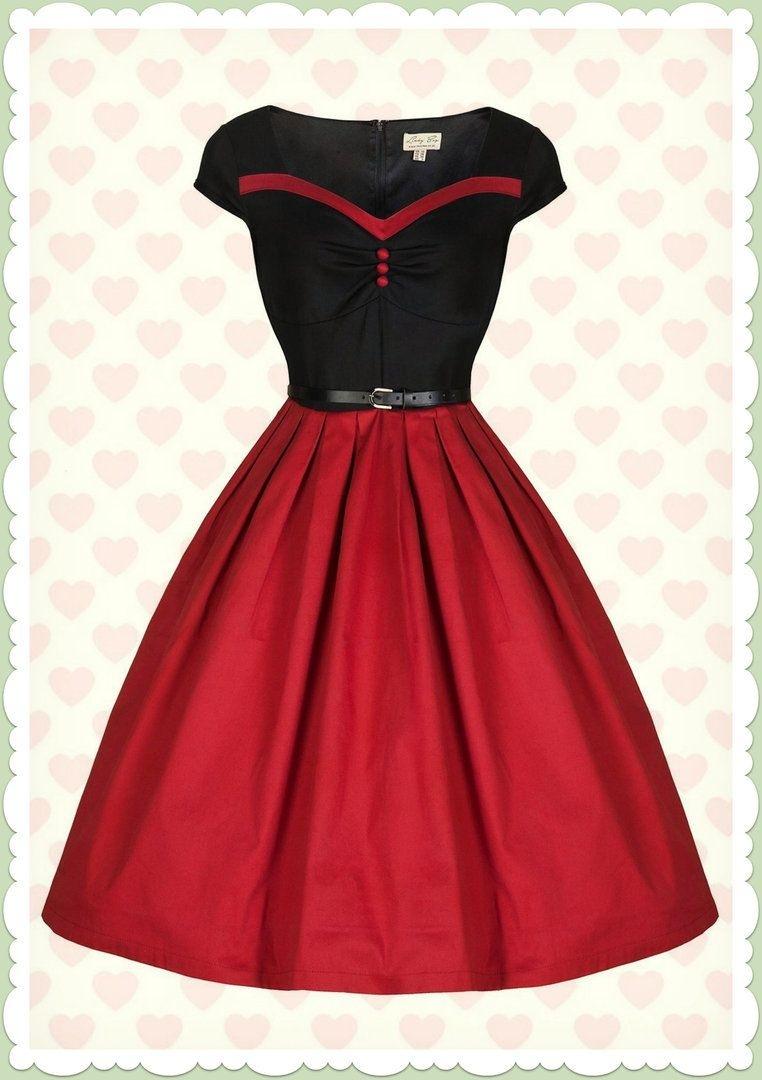 20 Schön Kleid Rot Schwarz Spezialgebiet17 Spektakulär Kleid Rot Schwarz Design