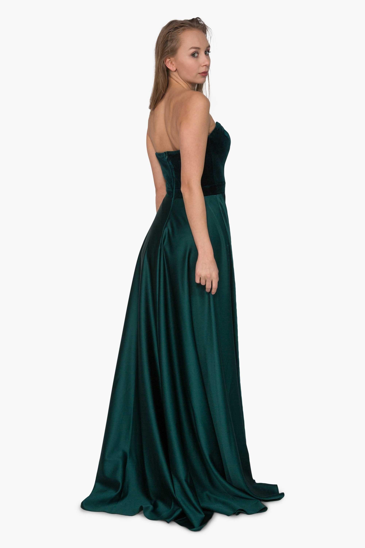 Schön Lange Fließende Kleider Spezialgebiet - Abendkleid