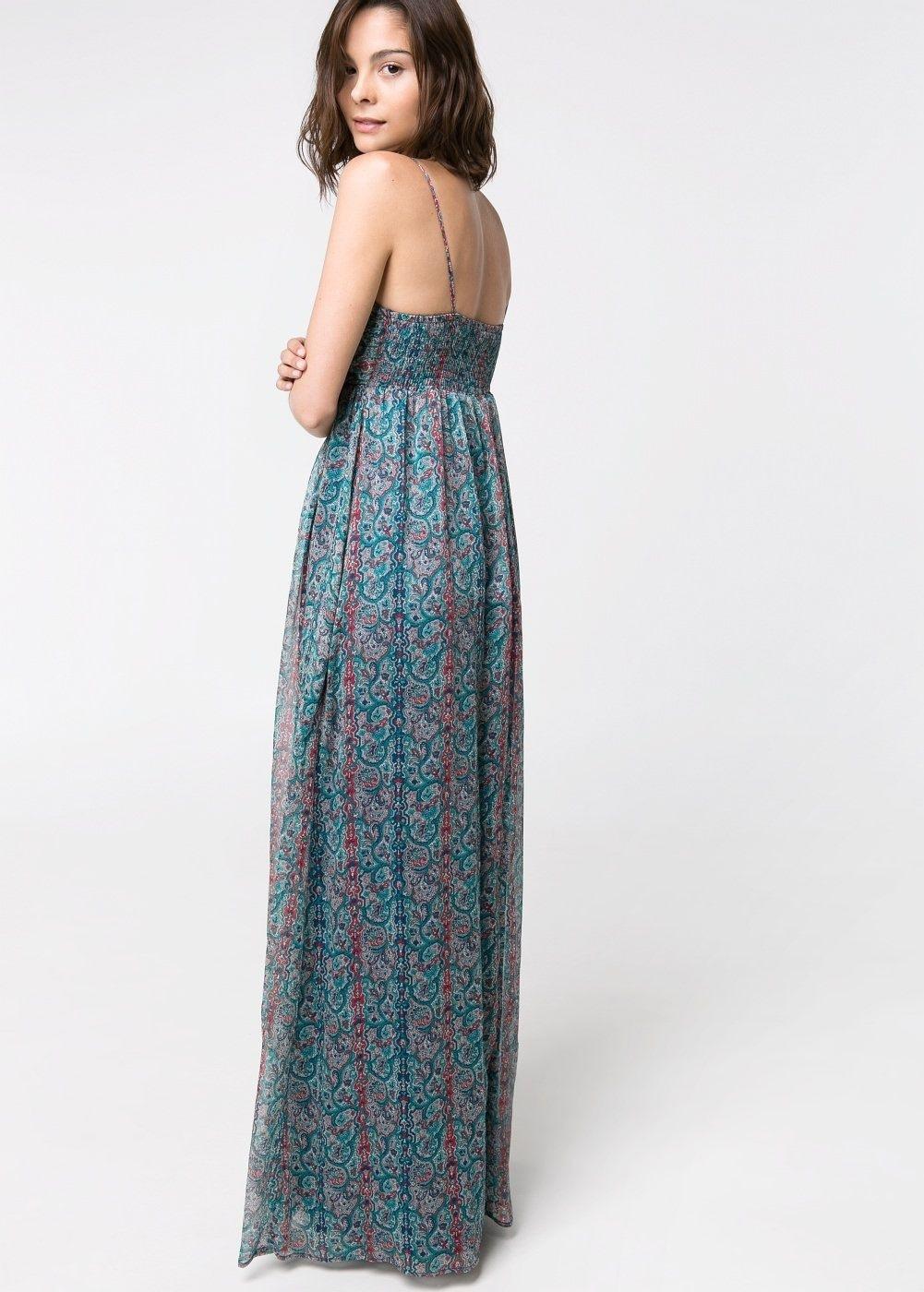 Designer Schön Langes Blumenkleid VertriebDesigner Luxus Langes Blumenkleid Design