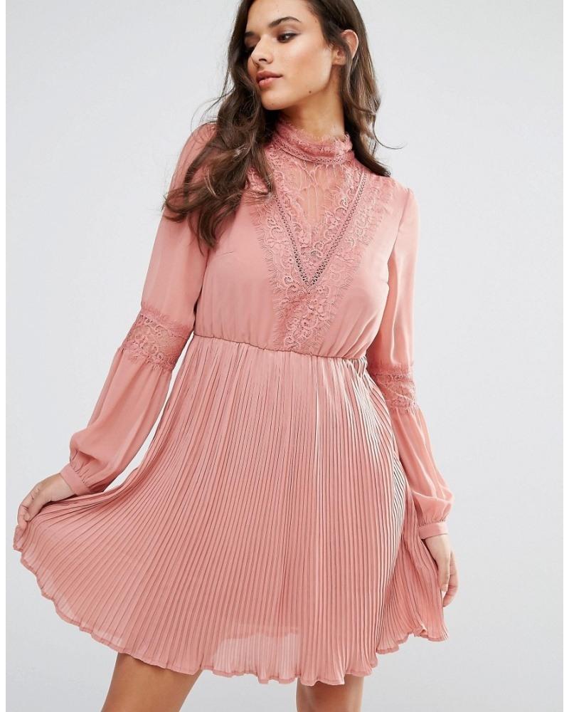 15 Cool Rosa Kleid Spitze Boutique13 Genial Rosa Kleid Spitze für 2019