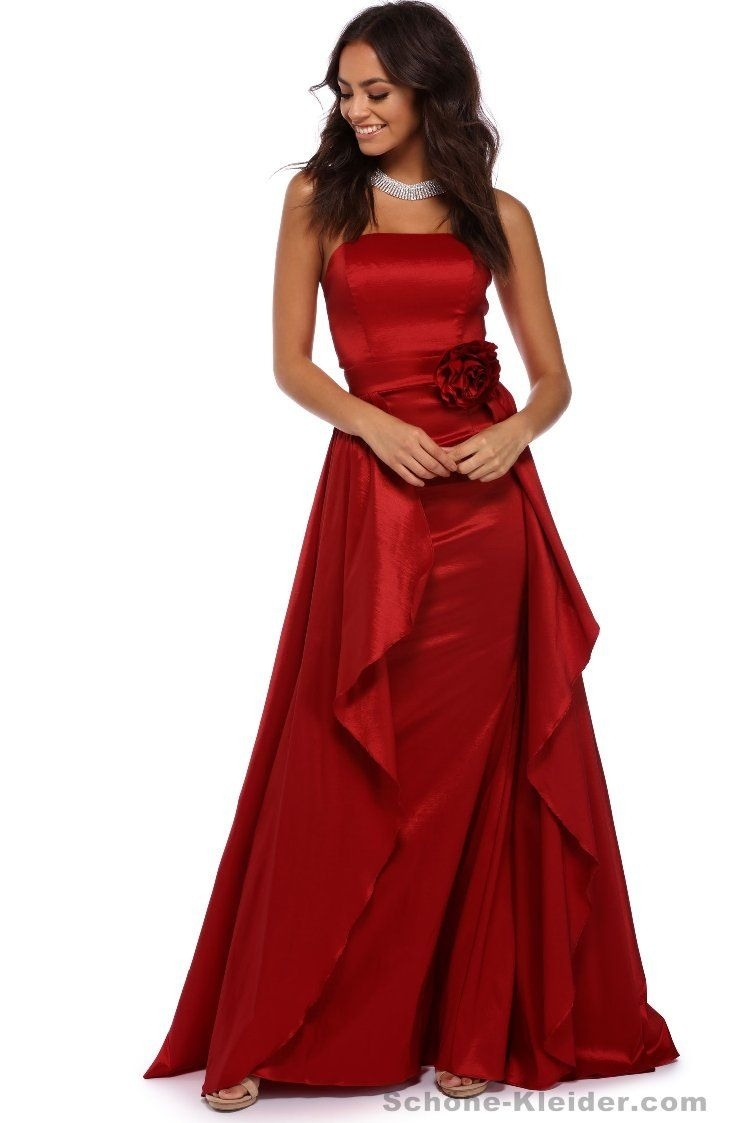 Abend Großartig Rote Abendkleider Stylish17 Schön Rote Abendkleider Spezialgebiet