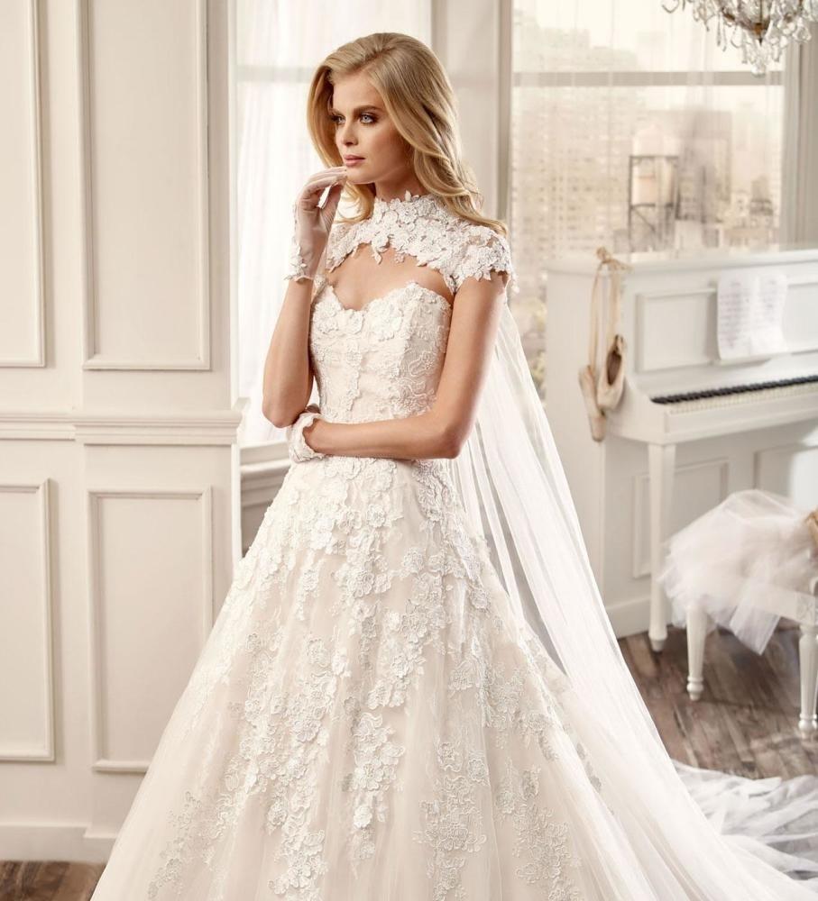 Designer Cool Italienische Brautmode Design Kreativ Italienische Brautmode Ärmel