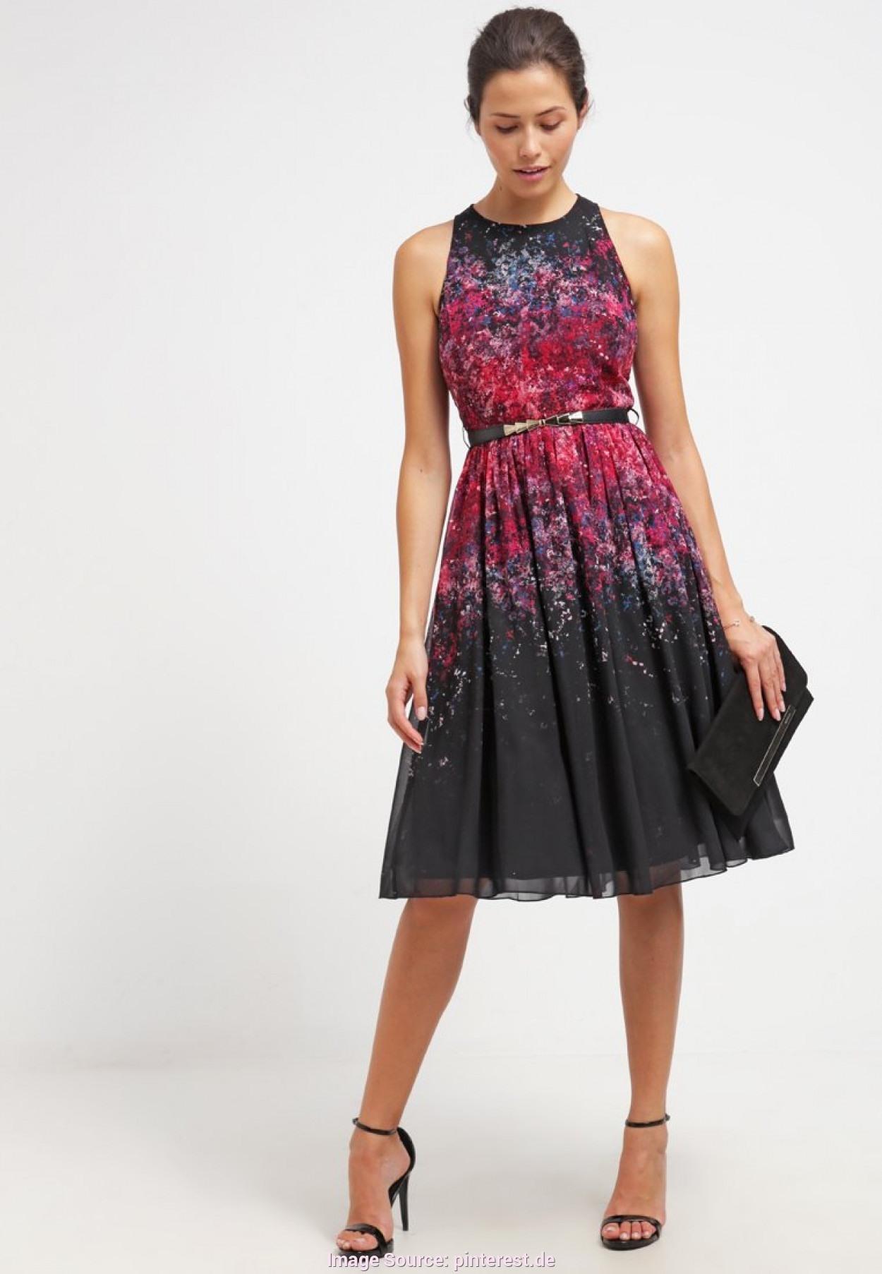10 Ausgezeichnet Sommerkleid Festlich Knielang Design Genial Sommerkleid Festlich Knielang Ärmel