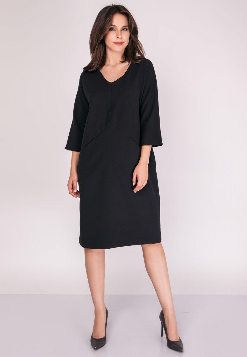 Formal Erstaunlich Schwarzes Kleid Kurz Langarm VertriebDesigner Großartig Schwarzes Kleid Kurz Langarm Design