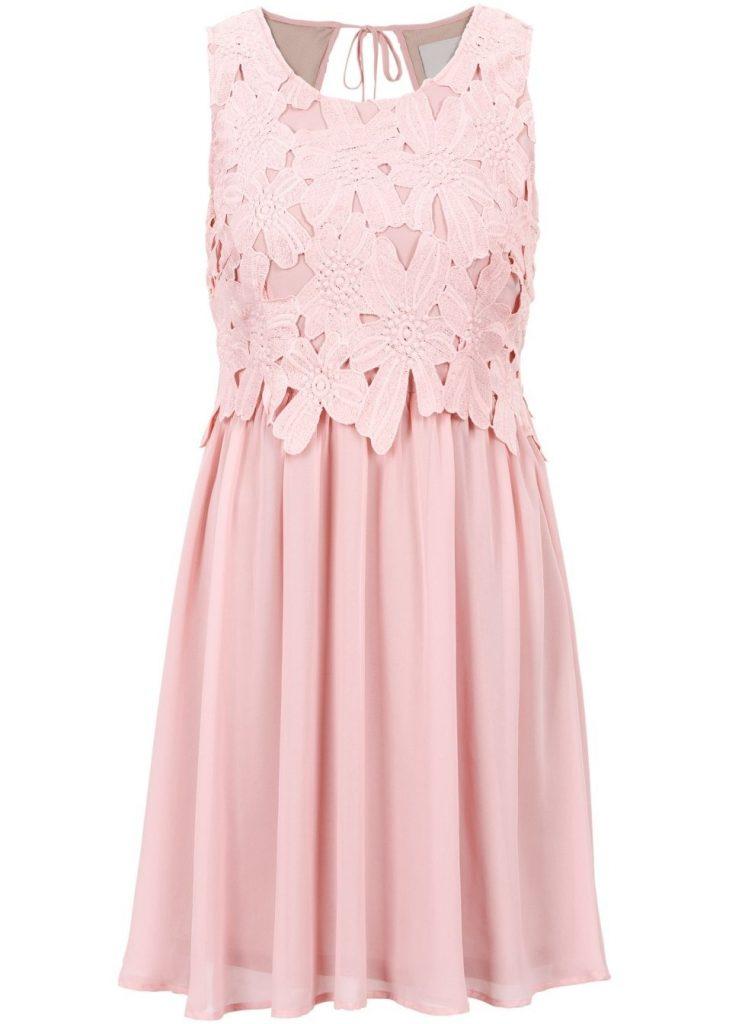 10 Ausgezeichnet Kleid Altrosa Kurz für 2019 - Abendkleid