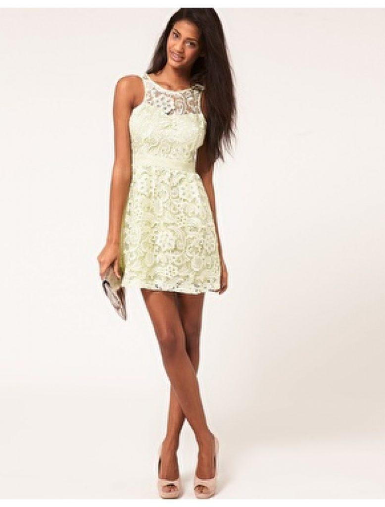 10 Genial Abendkleider Mit Spitze Kurz Boutique - Abendkleid