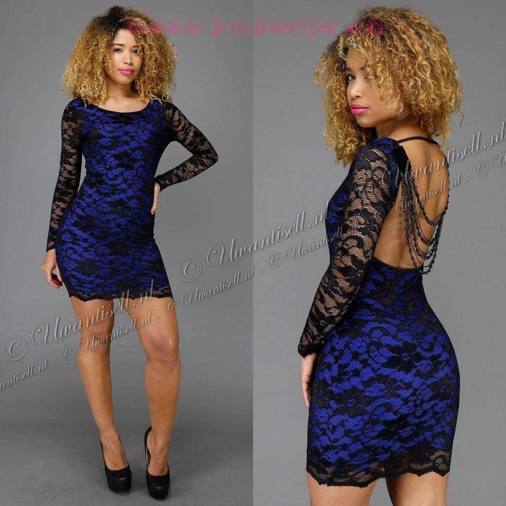 10 Genial Spitzenkleid Blau Langarm Stylish10 Spektakulär Spitzenkleid Blau Langarm Spezialgebiet
