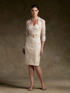 Schön Kleid Mit Jacke Elegant Spezialgebiet Einzigartig Kleid Mit Jacke Elegant Stylish