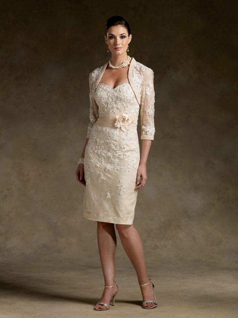 11 Leicht Kleid Mit Jacke Elegant Vertrieb - Abendkleid