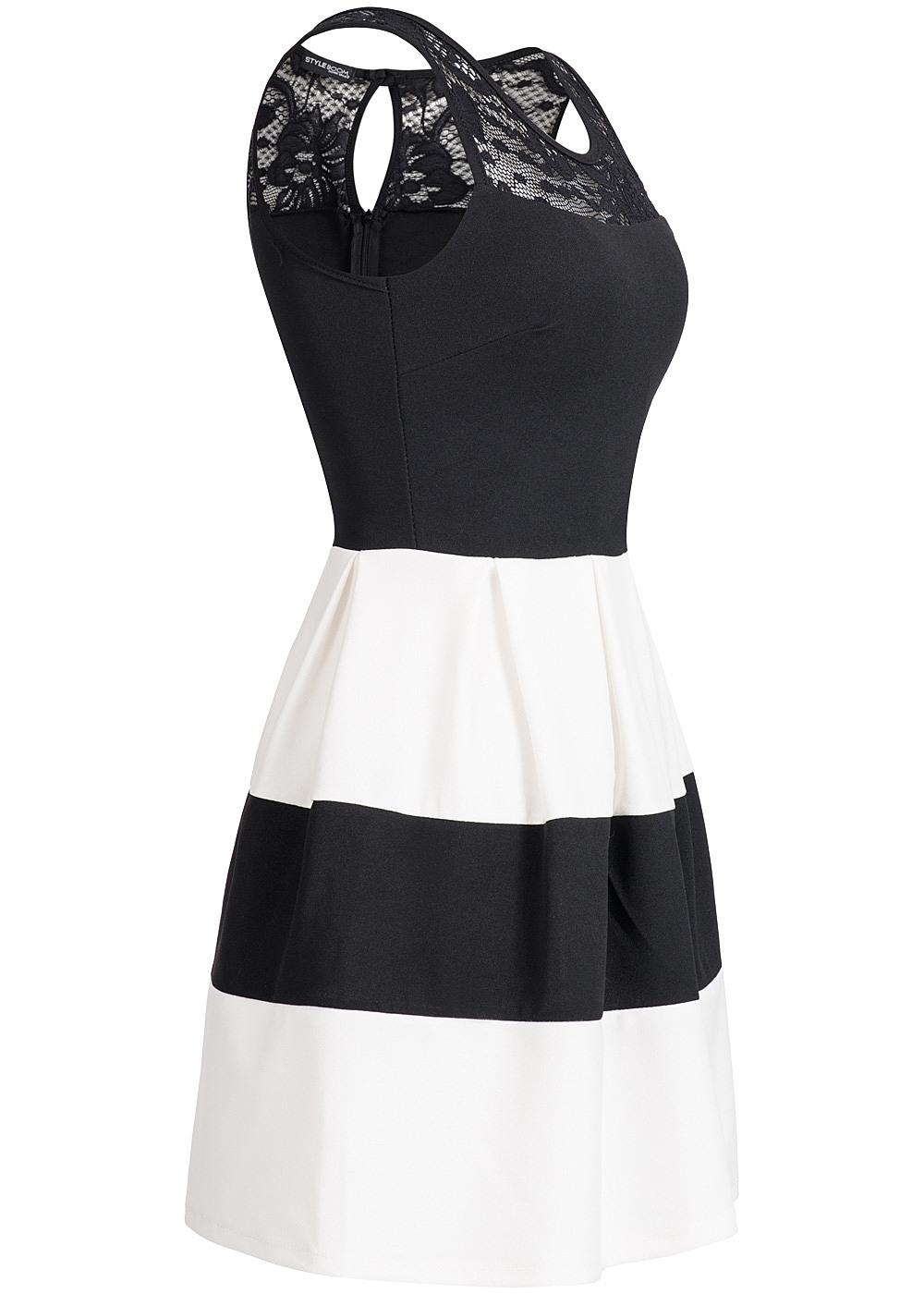 20 Einzigartig Schwarz Weiß Kleid VertriebAbend Ausgezeichnet Schwarz Weiß Kleid Design