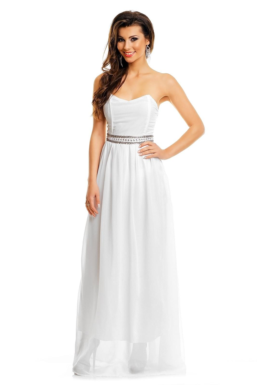 Fantastisch Abendkleid Weiß Lang Galerie15 Schön Abendkleid Weiß Lang Galerie