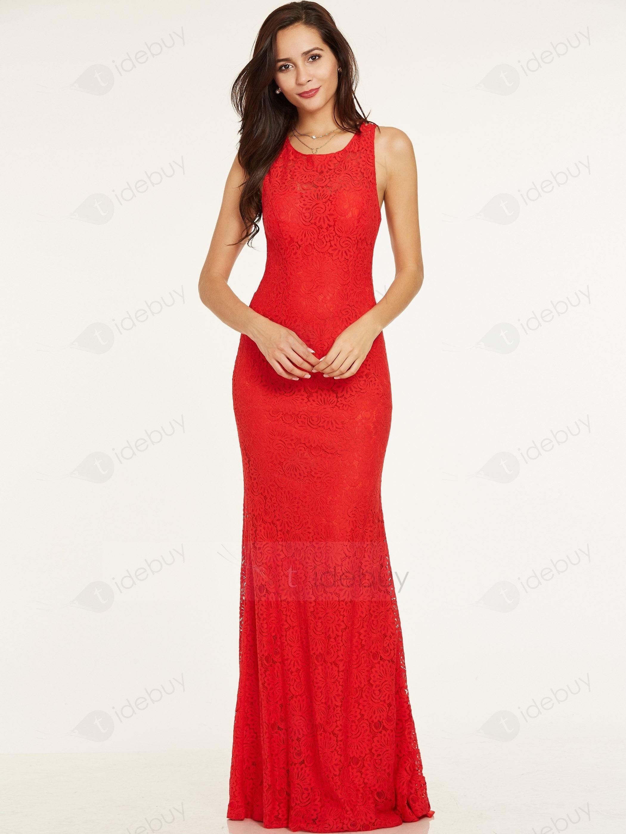 10 Schön Abendkleider Lang Rot Spitze Bester PreisFormal Leicht Abendkleider Lang Rot Spitze Vertrieb