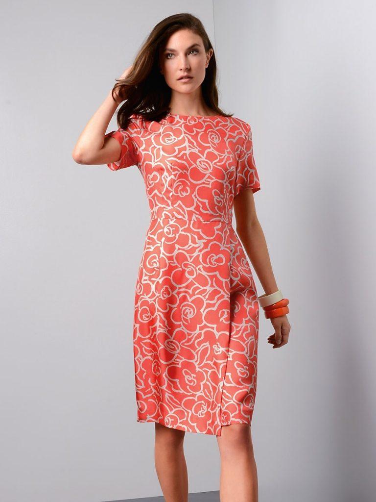 13 Erstaunlich Kleid Koralle Hochzeit Spezialgebiet ...