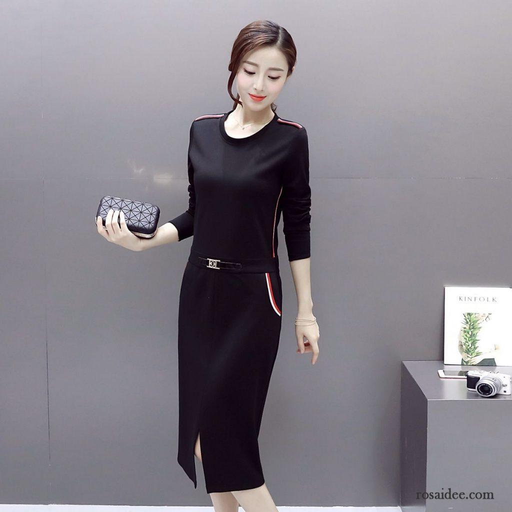 13 leicht damen kleider langarm boutique - abendkleid